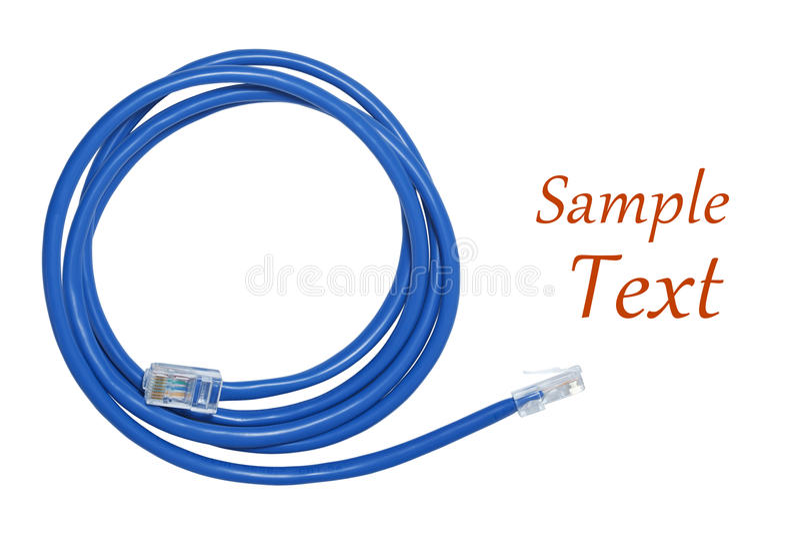 Download LAN Cable Stock Photos - Image: 17226923