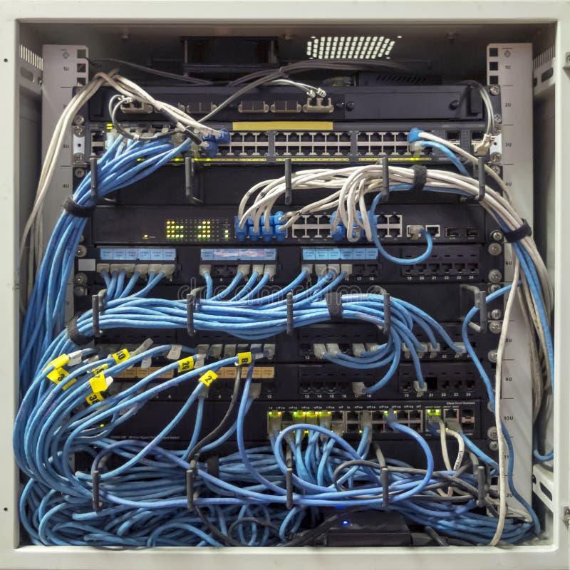 LAN Networking foto de stock royalty free