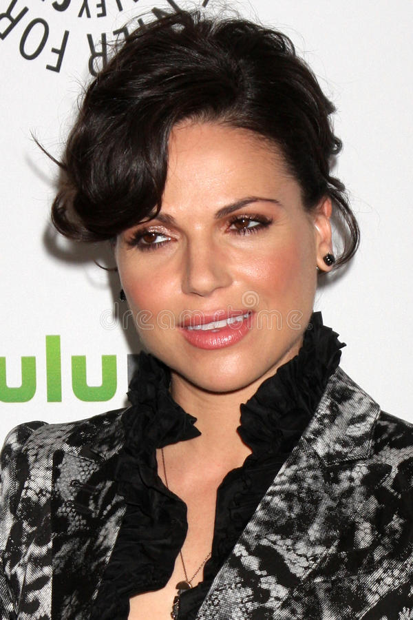 Download Lana Parrilla editorial photography. Image of parrilla - 23751647