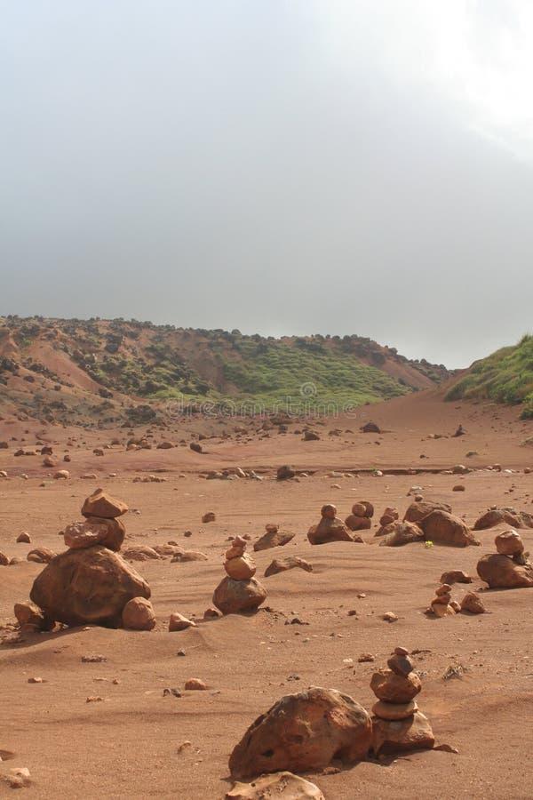 lanai США богов сада расстояния высокое стоковое изображение rf