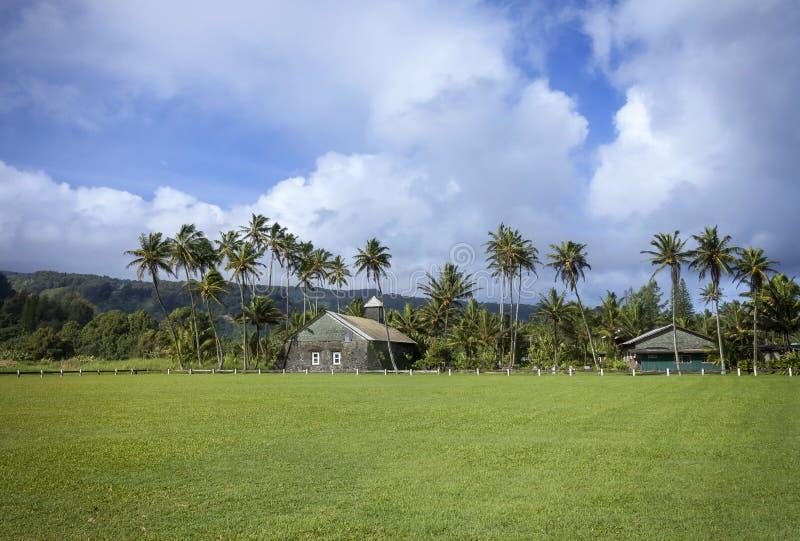 Lanakila Ihiihi O Iehowa Ona Kava Church imagens de stock royalty free
