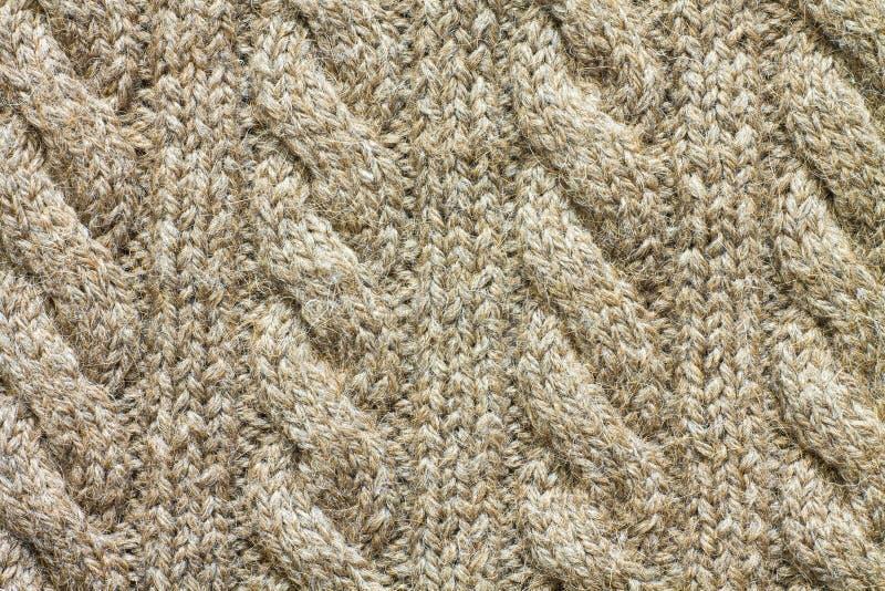 Lanas macras 4 del camello de las texturas de los fondos imagen de archivo libre de regalías