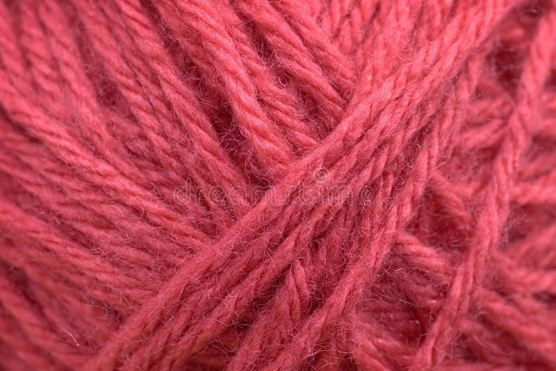 Lanas Rosadas Foto de archivo libre de regalías