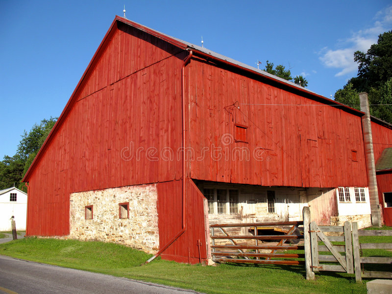 Download Lancaster Barn stock image. Image of farm, farming, lancaster - 2699405