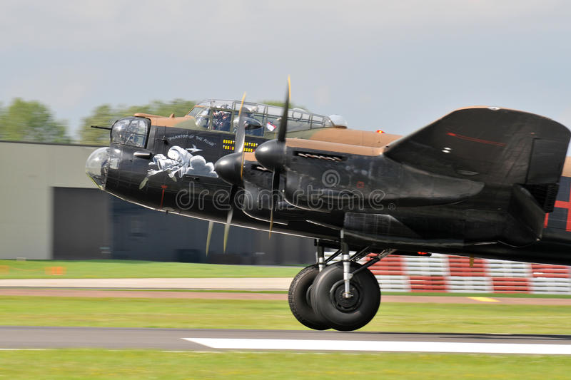 Download Lancaster Bomber Editorial Image - Image: 26027950