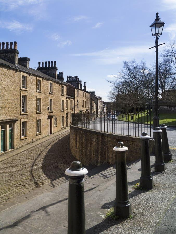 Lancaster - England - Förenade kungariket arkivbilder