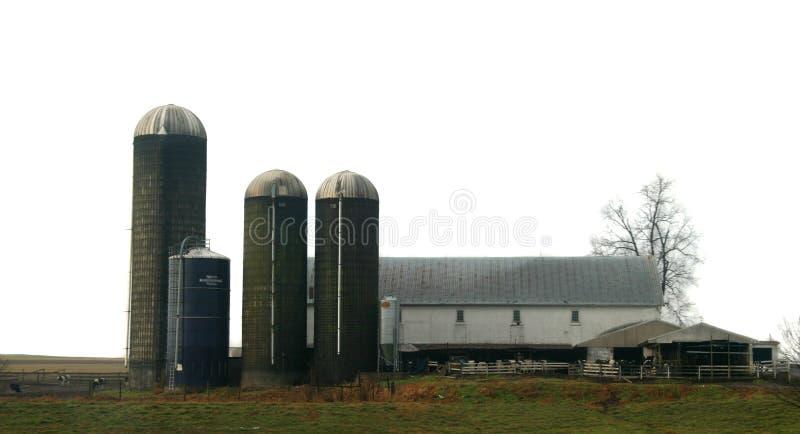 Lancaster z gospodarstw rolnych zdjęcia royalty free