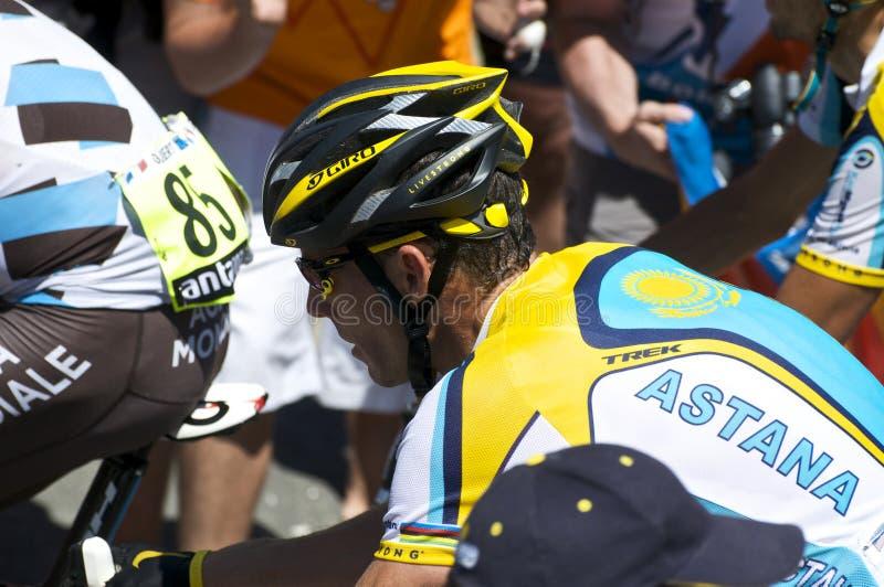Lance Armstrong stock afbeeldingen