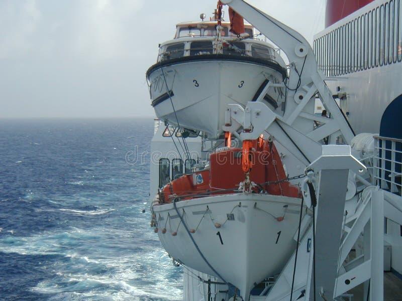 Download Lance di salvataggio fotografia stock. Immagine di barche - 125534