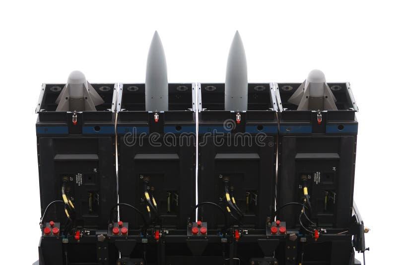 Lance-missiles photographie stock libre de droits