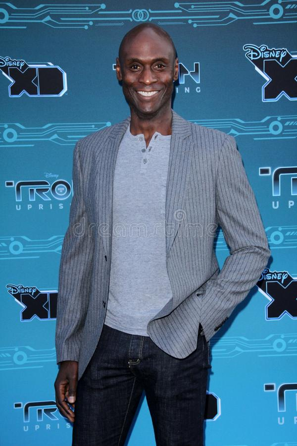 Download Lance Reddick At Disney XD's Editorial Stock Photo - Image: 25254523