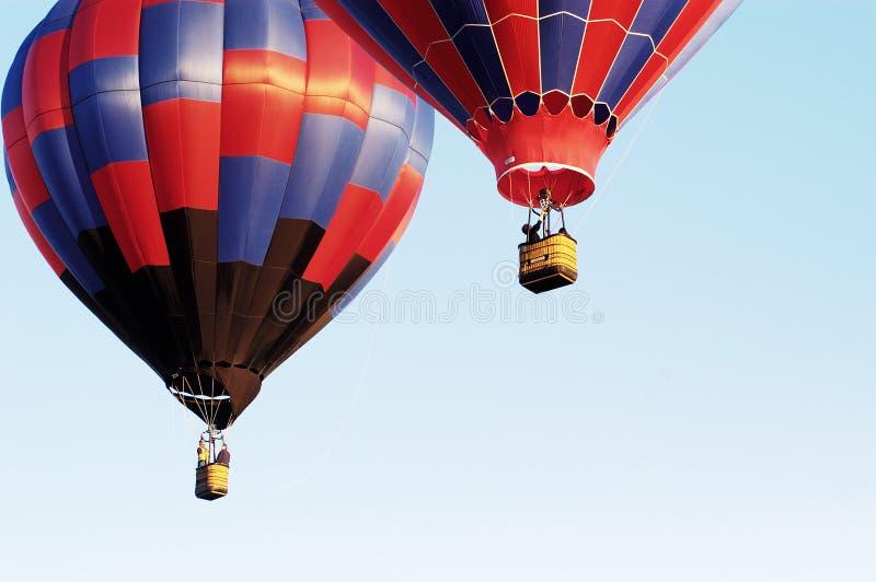 Lancement 5 de ballon photographie stock libre de droits