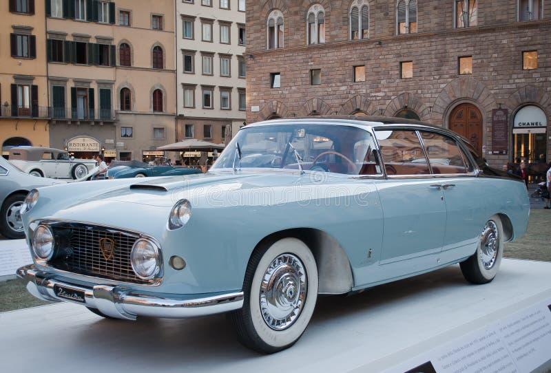 Lancia Florida 1955 royaltyfria foton