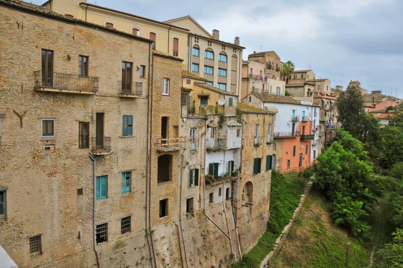 Lanciano cityview στοκ εικόνες