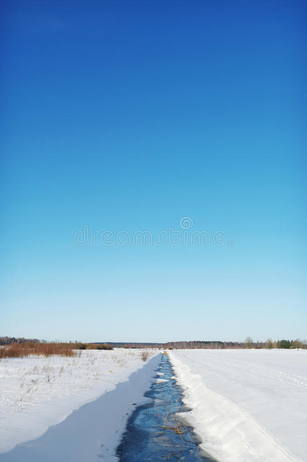 Download Land amelioration. stock photo. Image of earth, moat - 18170184