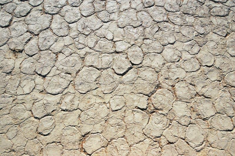 Land cracked background. Dry terrain - Lack of water. Namibia, Sossuvlei stock image