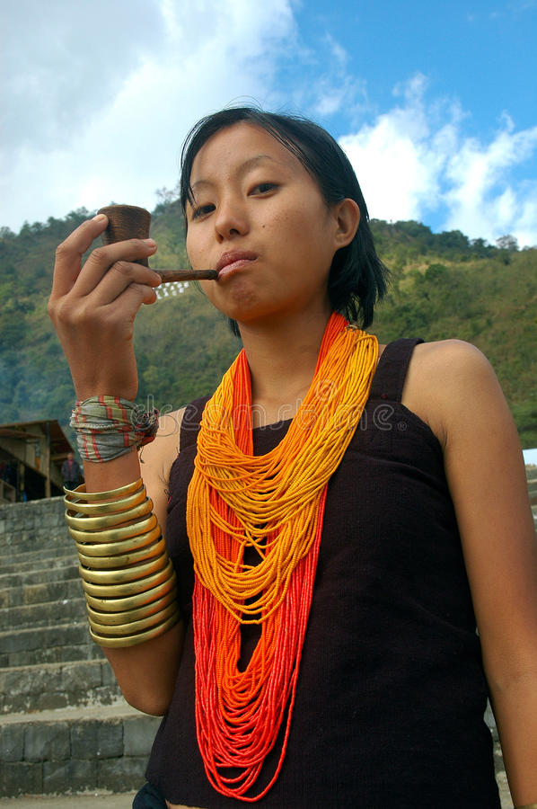 Download Land & People Of Nagaland-India. Editorial Photography - Image: 10104957