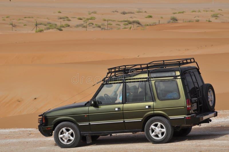 Land Rover fotografie stock libere da diritti