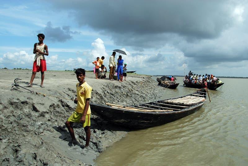 Land u. Leute von Indien. stockfoto