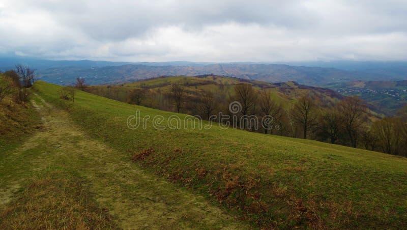 Land Vrancea stock fotografie
