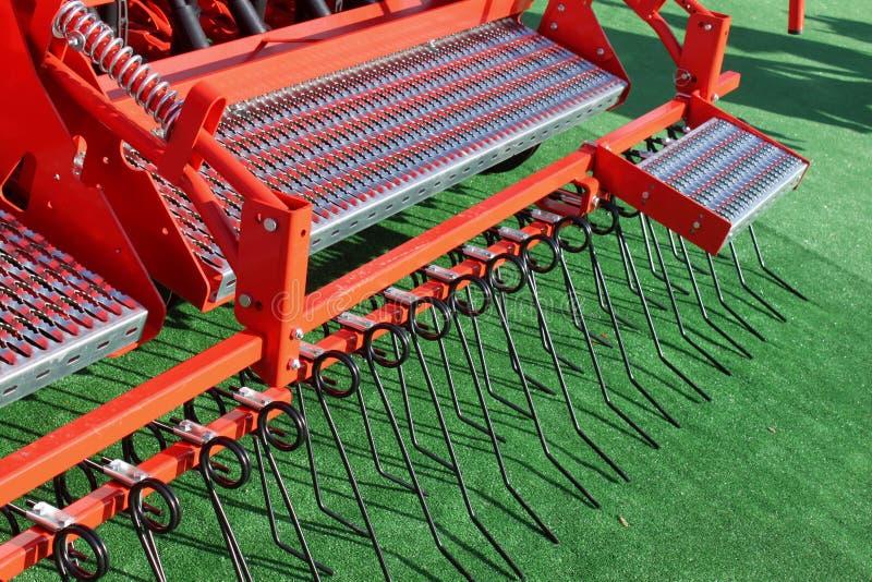 Landbouw apparatuur royalty-vrije stock afbeeldingen