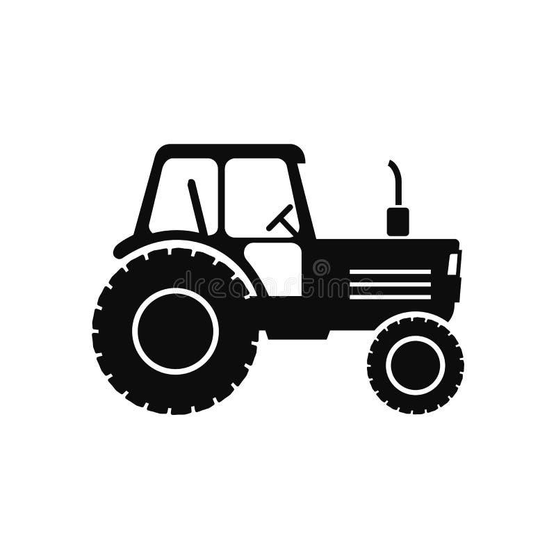 """Landbouwer tractor pictogram†""""vector vector illustratie"""