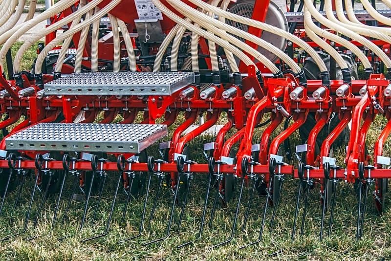 Landbouwmachine. Details 88 royalty-vrije stock foto's