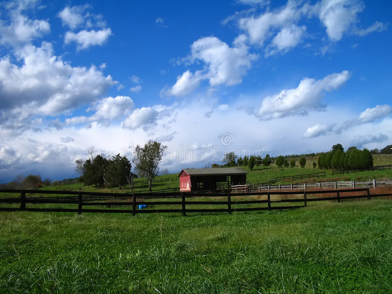 Download Landelijk stock foto. Afbeelding bestaande uit landbouwbedrijf - 37650