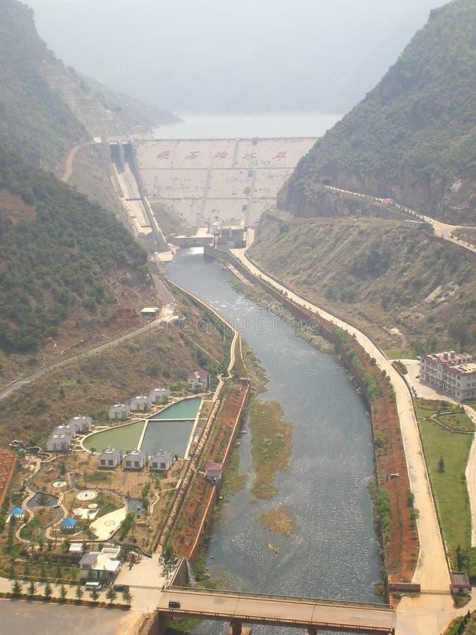 Landelijk China stock afbeeldingen