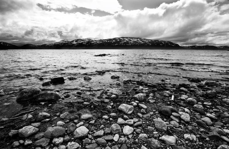 Landelijk Noorwegen royalty-vrije stock afbeelding