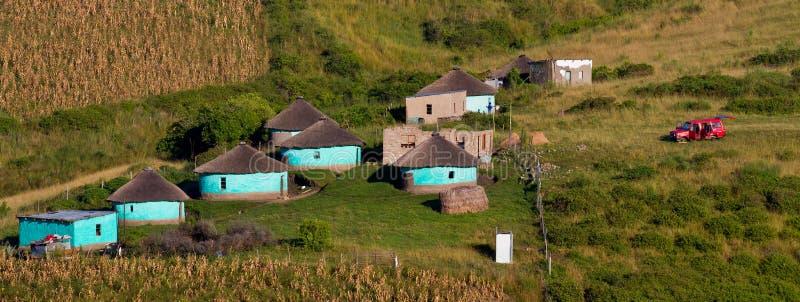 Landelijke huisvesting stock afbeeldingen