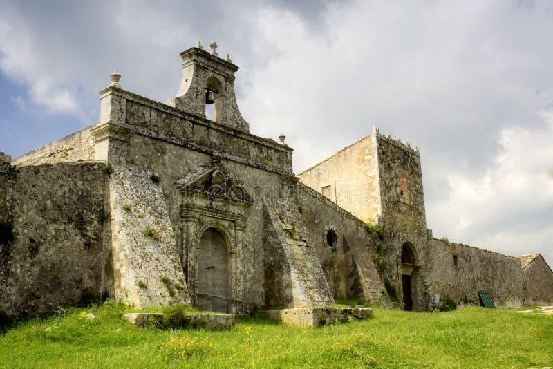 Landelijke Kerk royalty-vrije stock foto's