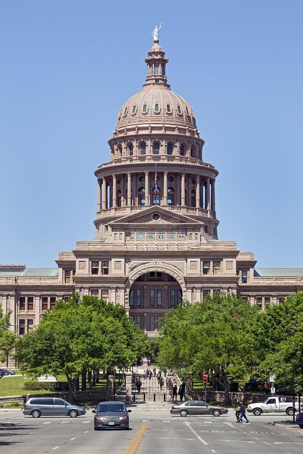 Landeshauptstadt von Texas lizenzfreies stockbild