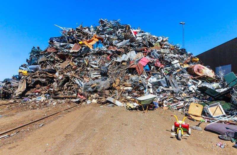 landfill imagens de stock royalty free