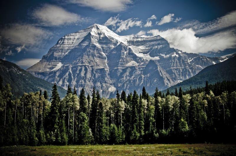 Гористые Landforms, природа, гора, небо стоковые фотографии rf