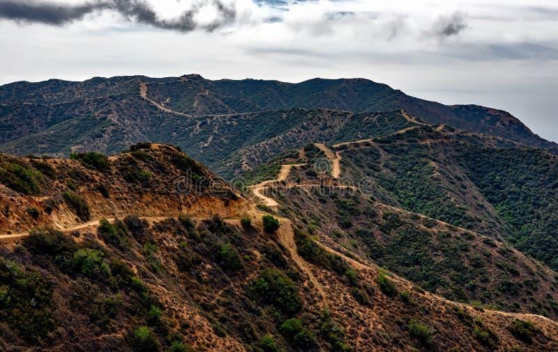 Небо, гористые Landforms, гористая местность, гора стоковое изображение rf