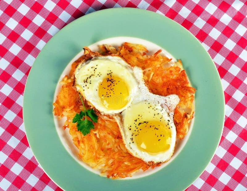 Landfrühstück lizenzfreie stockbilder