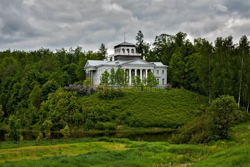 Landgoed van de beroemde schrijver Vladimir Nabokov royalty-vrije stock fotografie