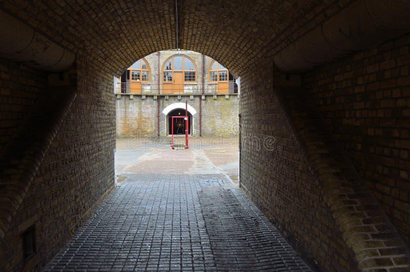 Landguard Fort Felixstowe. royalty free stock photo