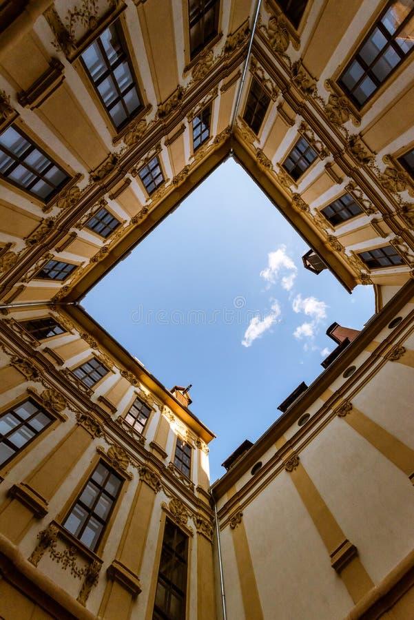 Landhaus в Граце, Австрии стоковые фотографии rf