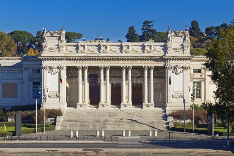 Landhaus Borghese in Rom, Italien stockbild