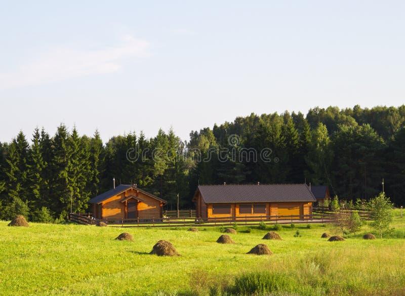 Landhaus, Häuschen stockfotos