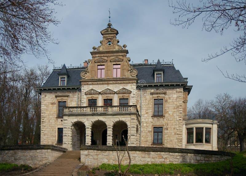 Landhaus Haar, Weimar, Deutschland lizenzfreie stockfotos