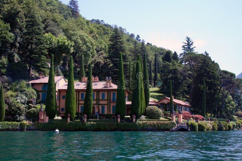 Landhaus-La Cassinella stockfotos