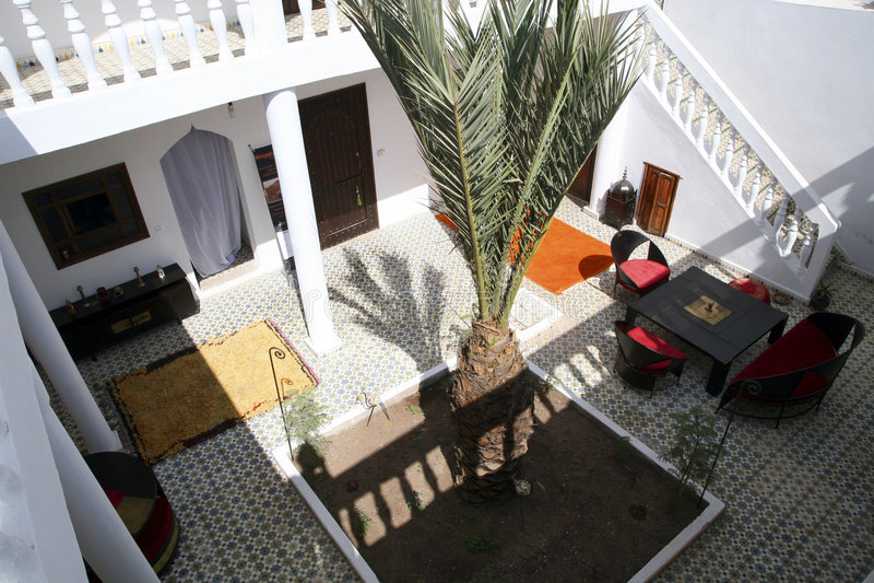 Landhaus Saada stockbilder