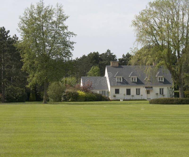 Landhouse stockbilder