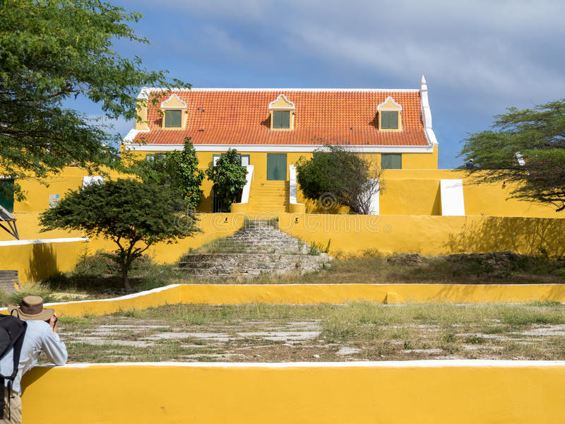 Landhouse royaltyfria bilder