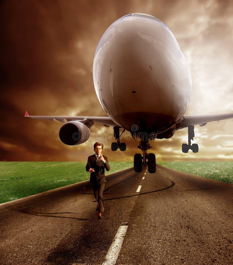 Download Landing stock image. Image of field, platform, travel - 7666099