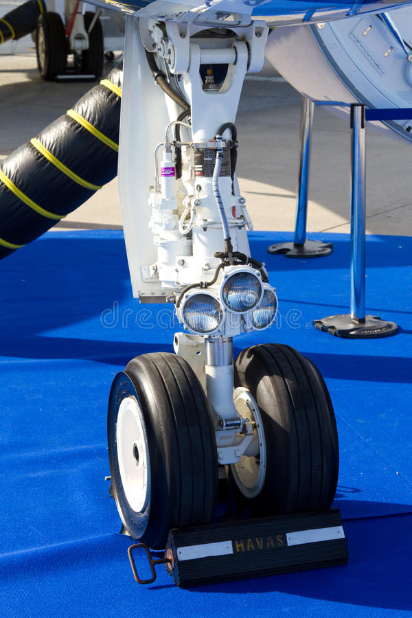 Download Landing Gear editorial stock image. Image of aviation - 28387799