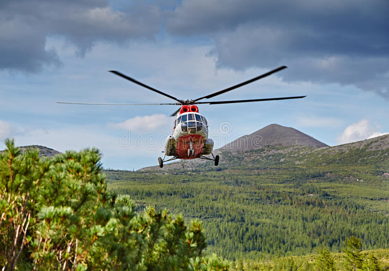 Download Landing Of The Helicopter To Island Vera - Jack London's Lake Stock Photo - Image of travel, 0593: 63124506